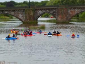 go canoe day 2014